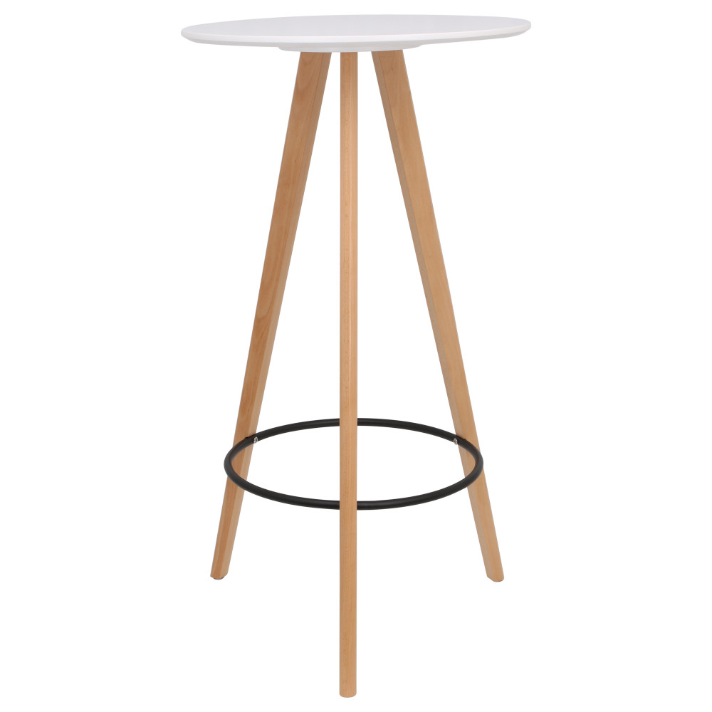 table haute scandinave mange debout spws