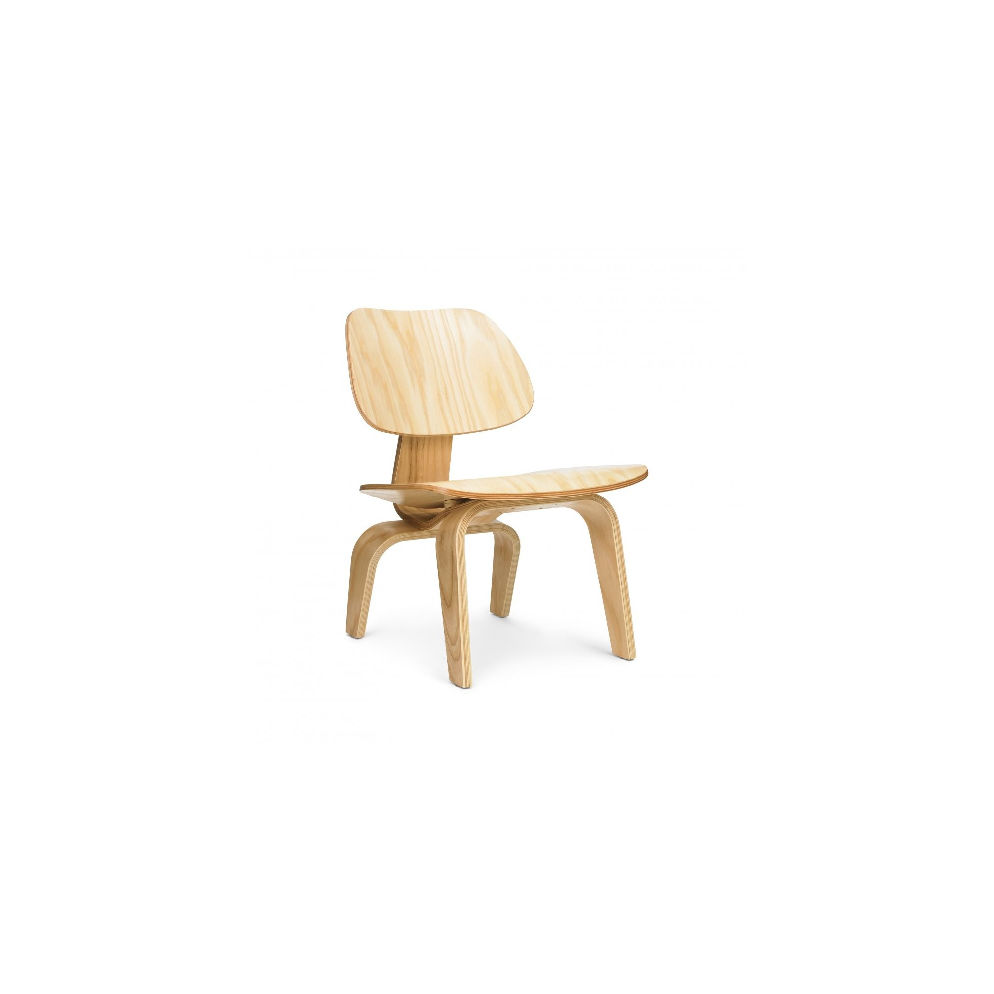 chaise design scandinave lounge lcw