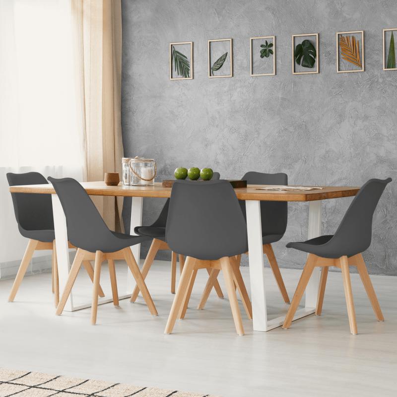chaise scandinave 10 modeles en