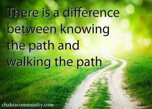 Walking-the-path