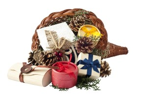 bigstock-Cornucopia-With-Gifts-9206732