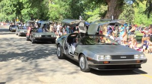 delorean row