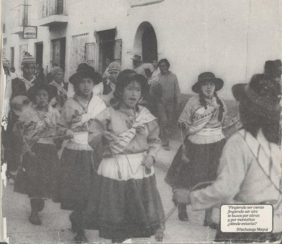 Chayraq – Carnaval Ayacucho (1988)