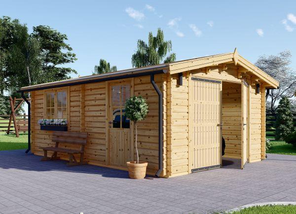 garages en bois pas cher jusqu a 10