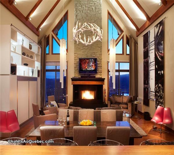 Altitude 172 10 3ch Spa Sauna Chalet Louer Mont