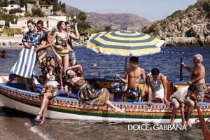Dolce & Gabanna Campaña publicitaria