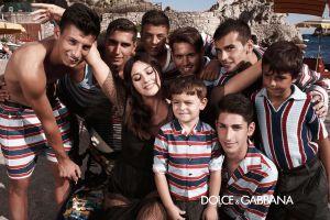 Campaña publicitaria Dolce & Gabanna