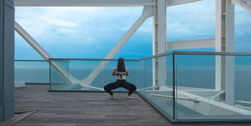 Six Senses Spa Barcelona - yoga