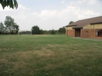 The Main Field / Football Pitch