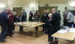 Parish council meeting
