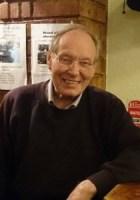 Colin Edwynn, landlord of the Queens Head (2014).