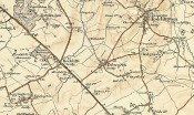1900 Historical Map