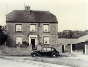 Park Farm, Tebworth (c1950)