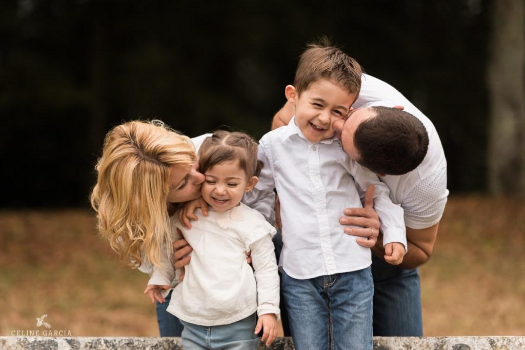 photos de famille à Pau