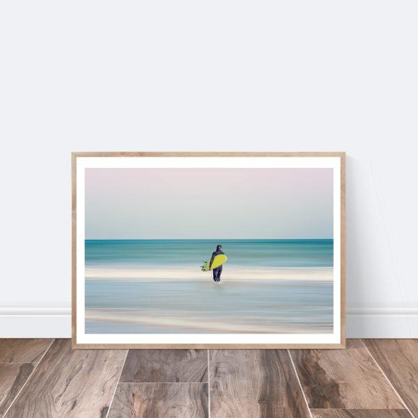 tirage photo surf
