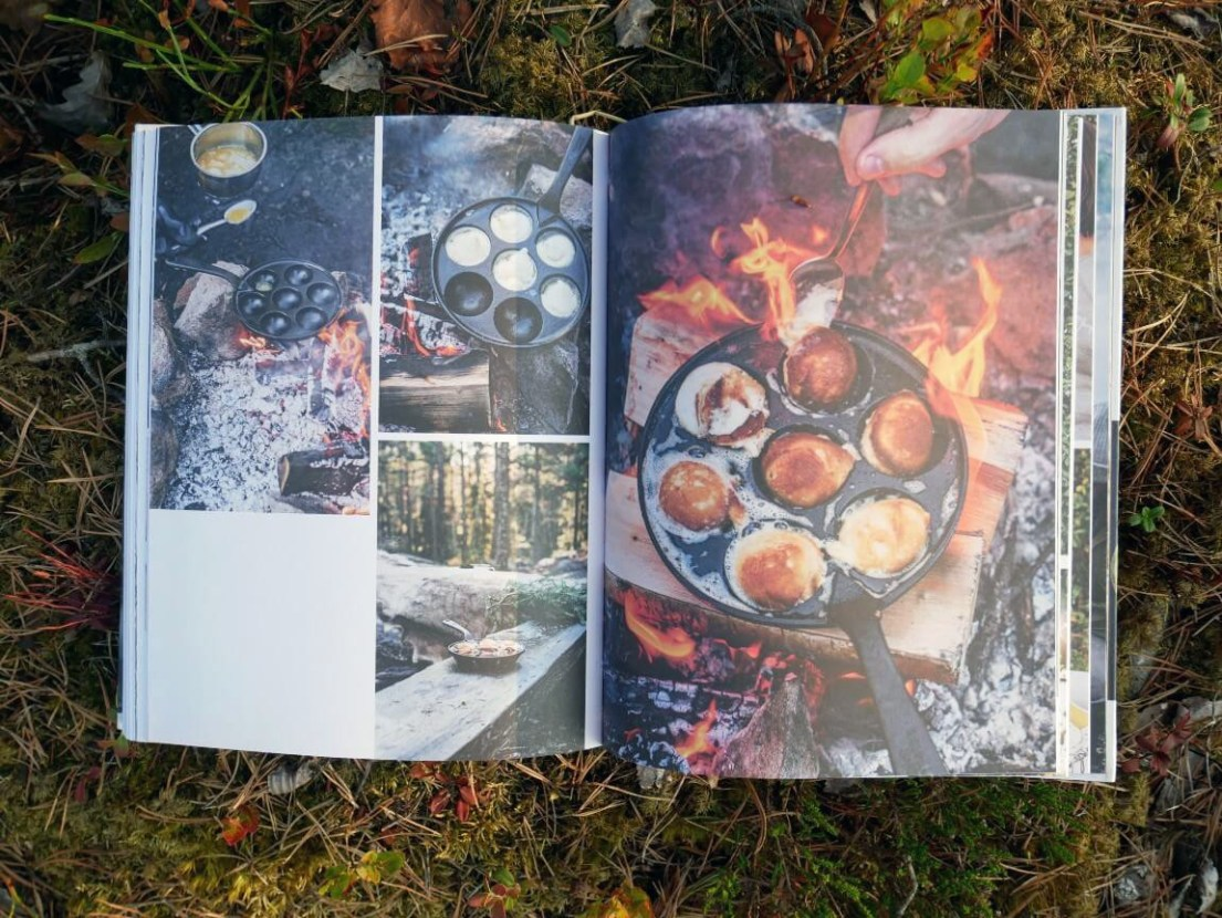 Batter recipes from Food from the Fire, by Niklas Ekstedt.