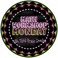 Math Workshop Monday Linky Party