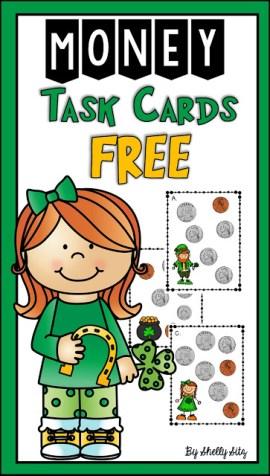 St. Patrick's Task Cards
