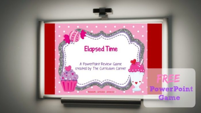 Free Elapsed Time Valentines Day Powerpoint