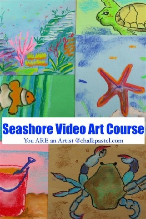 Seashore Video Art Course for All Ages