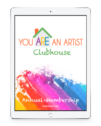 You ARE an Artist Annual Membership