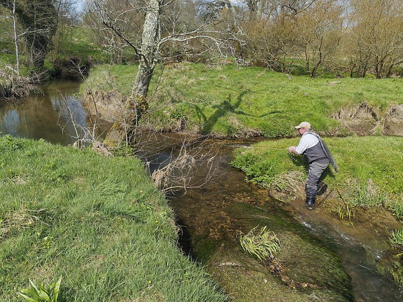 Lower Wraxall Brook