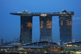 Marina Bay Sands @ Singapore