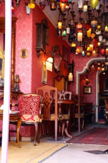 Lamp cafe @ Istanbul
