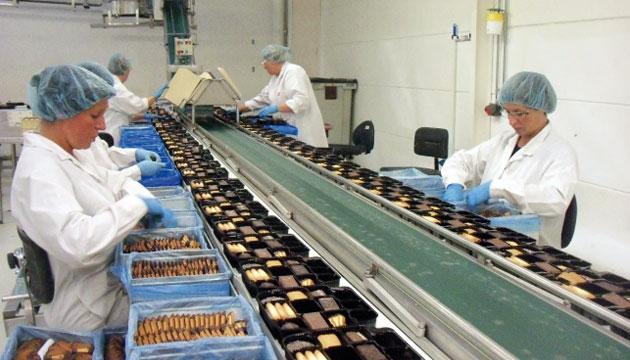 Biscuiterie Confiserie Et Chocolaterie Une