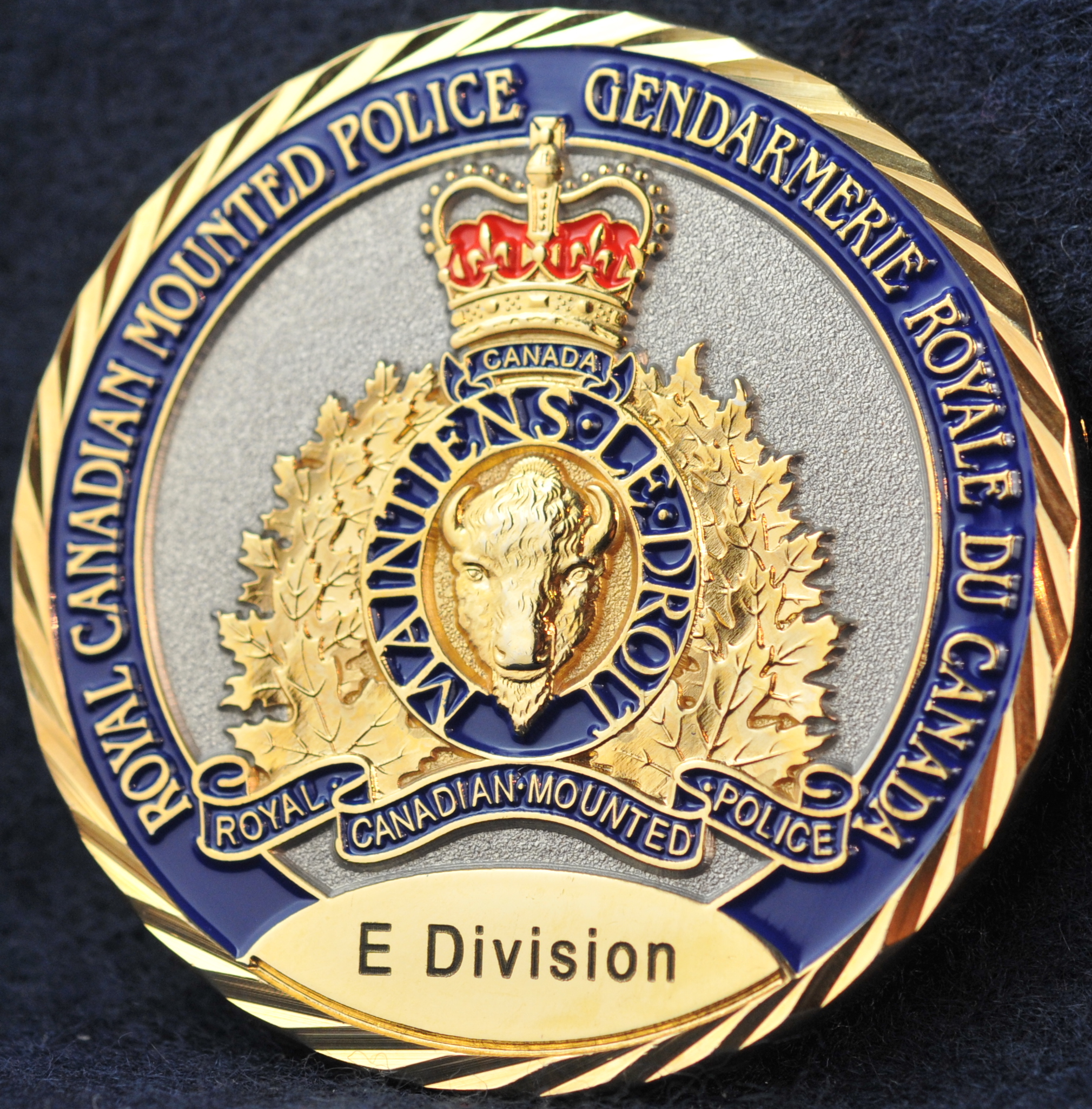 Rcmp E Division Federal Serious And Organized Crime Fsoc