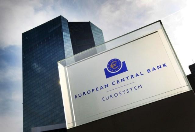 Le siège de la BCE, à Francfort (AFP/Archives - Daniel ROLAND)
