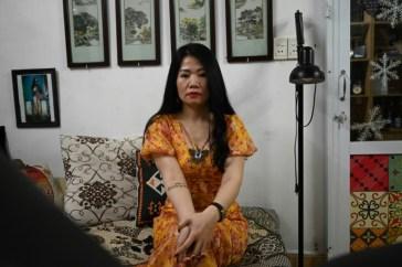 Au Vietnam, des femmes pansent leurs plaies par le tatouage