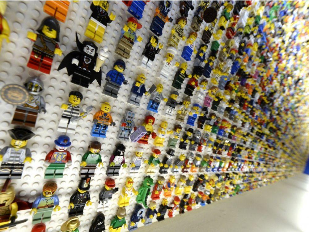 Lego Group Change Encore De PDG Challengesfr