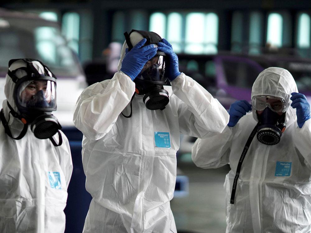 Patients atteints du virus Ncov 2019