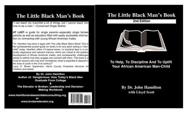 How To Be Black Book >> The Little Black Man S Book