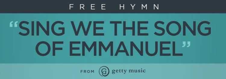 Sing We the Music of Emmanuel