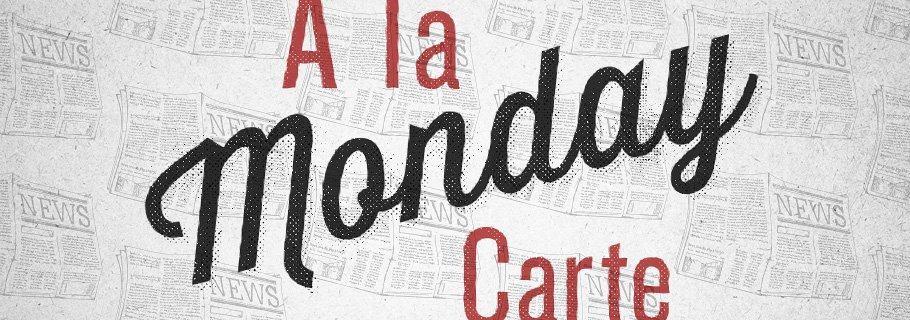 A La Carte (September 16)
