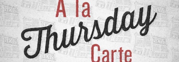 A La Carte (August 22)