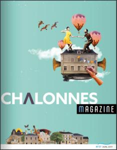 Chalonnes Magazine avril 2019