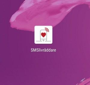 sms livräddare