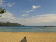 Finikounda beach