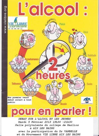 Sensibilisation Aux Dangers De Lalcool Aix Les Bains
