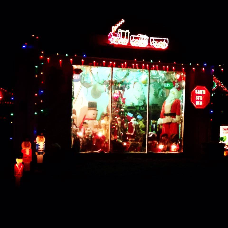 Baird Christmas Lights