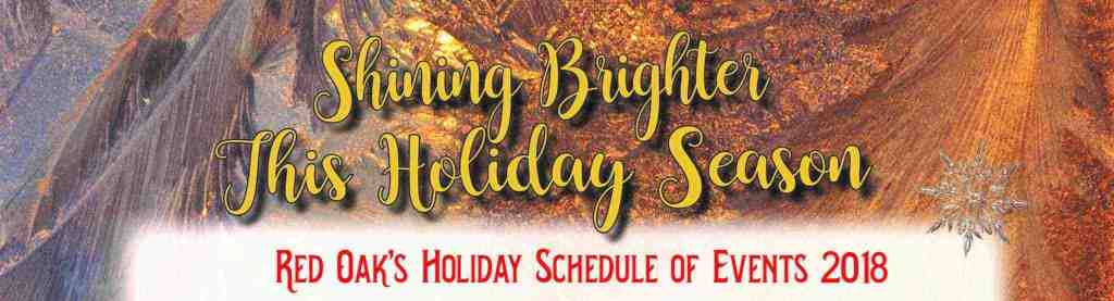 Holiday Events 2018