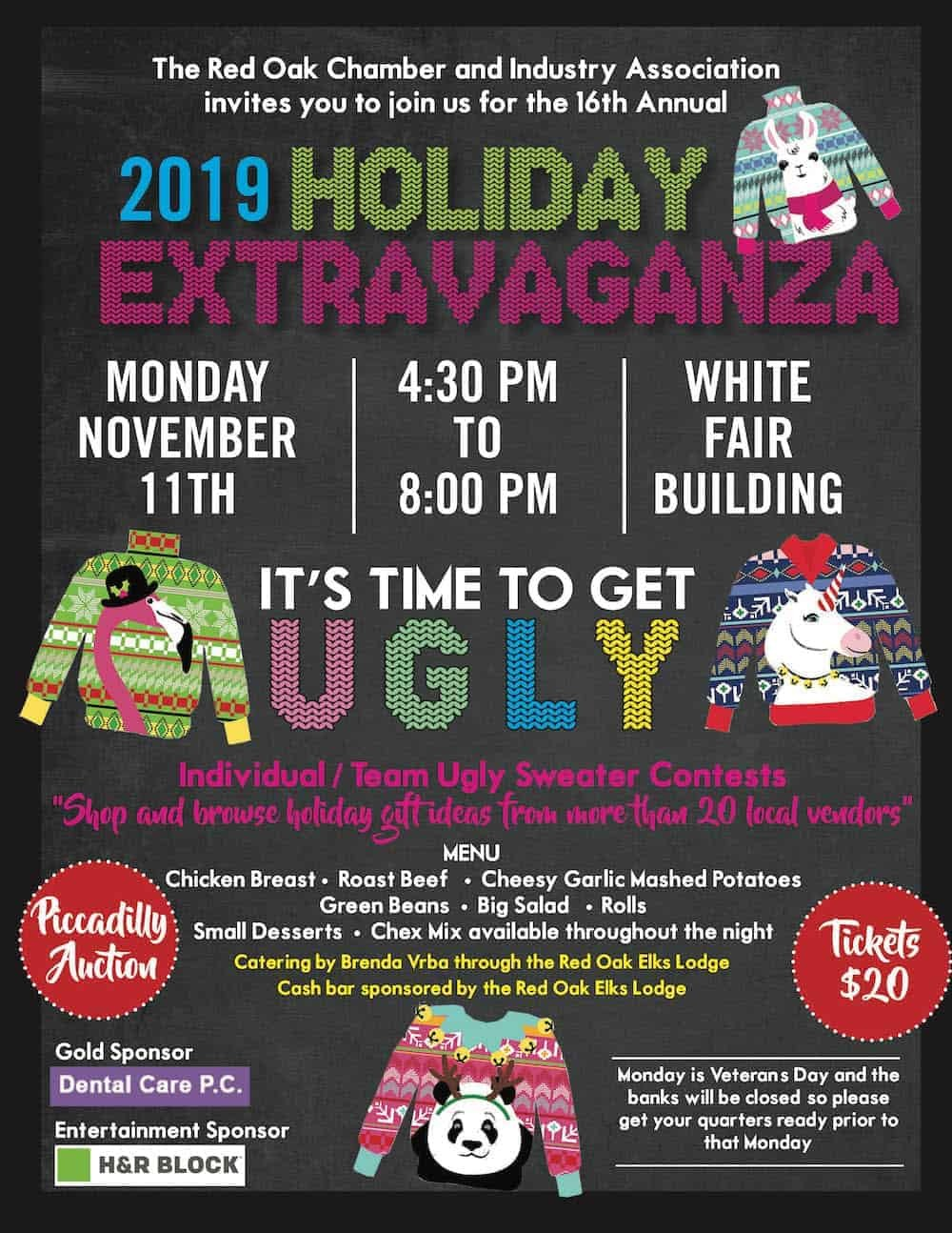 Holiday Extravaganza 2019