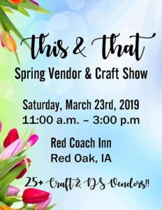This & That Craft Show