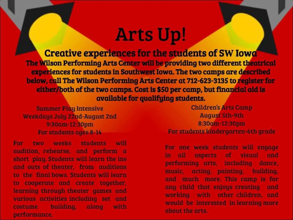 Arts Up!