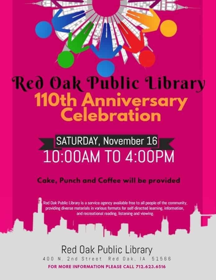 Public Library 100th anniversary
