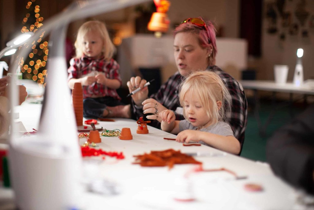 Small Business Saturday - Holiday Crafts