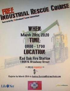 Industrial Rescue Course